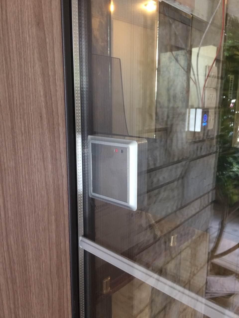 Access Control εξώπορτα πολυκατοικίας